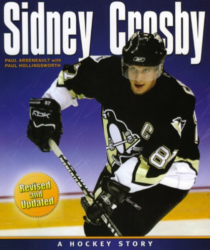 9781551096643: Sidney Crosby: A Hockey Story
