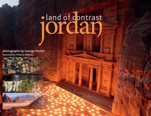 Jordan: Land of Contrast: Fischer, George