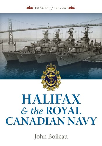 9781551097473: Halifax and the Royal Canadian Navy