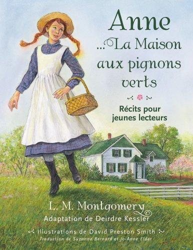 9782744103278 anne la maison aux pignons verts cj for Anne la maison aux pignons verts livre en ligne