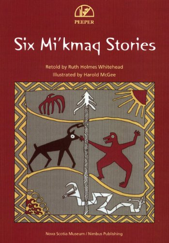 9781551097732: Six Mi'kmaq Stories