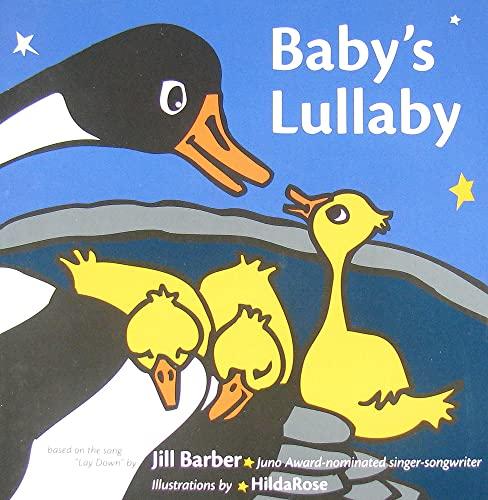 Baby's Lullaby: Barber, Jill