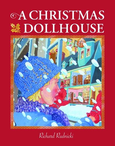 9781551098685: A Christmas Dollhouse