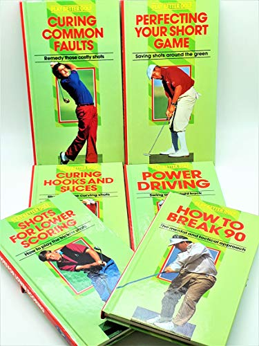 Play Better Golf (Series of Six Titles - Curing Hooks and Slices - How to Break 90 - Perfecting ...