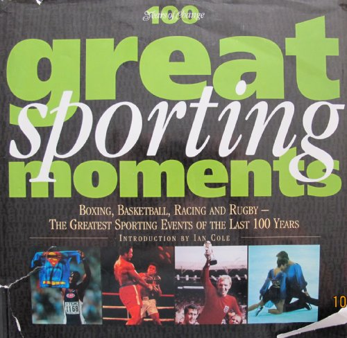 100 YEARS OF CHANGE GREAT SPORTING MOMENTS: CHRIS EWERS, DAVID
