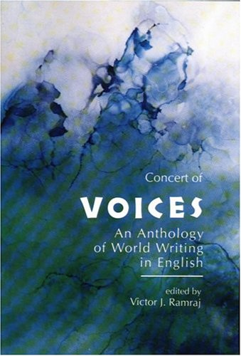 9781551110257: Concert of Voices: An Anthology of World ...