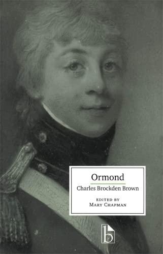 9781551110912: Ormond (Broadview Literary Texts Series)