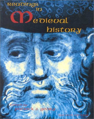 9781551111582: Readings in Medieval History, Third Edition
