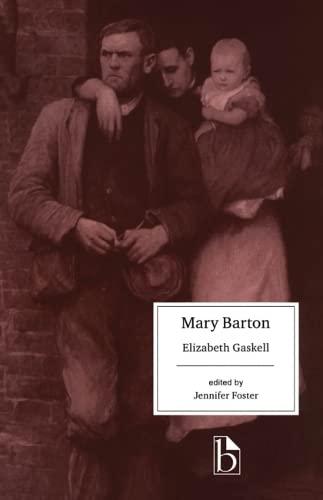 9781551111698: Mary Barton (Broadview Literary Texts)