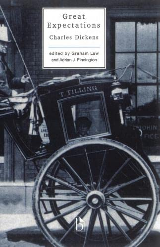 Great Expectations: Charles Dickens; Graham Law; Adrian Pinnington