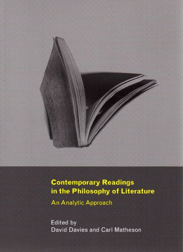 Contemporary Readings in the Philosophy of Literature: An Analytic Approach