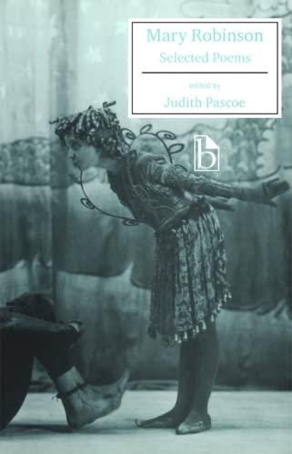 9781551112015: Mary Robinson (Broadview Literary Texts)
