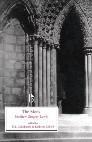 9781551112275: The Monk (Broadview Literary Texts)