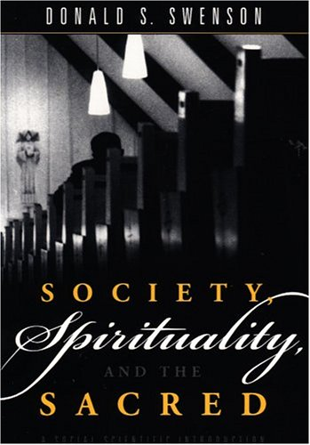 9781551112428: Society, Spirituality, and the Sacred: A Social Scientific Introduction