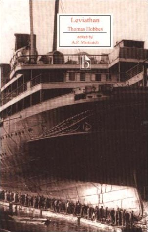 9781551113319: Leviathan (Broadview Literary Texts)