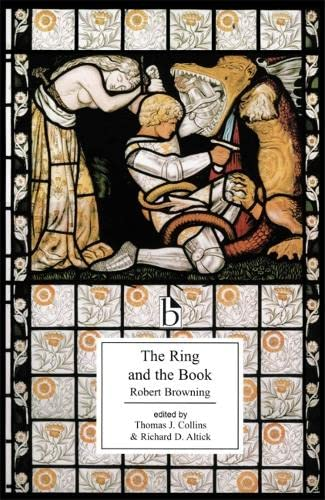 9781551113722: The Ring and the Book (Broadview literary texts)