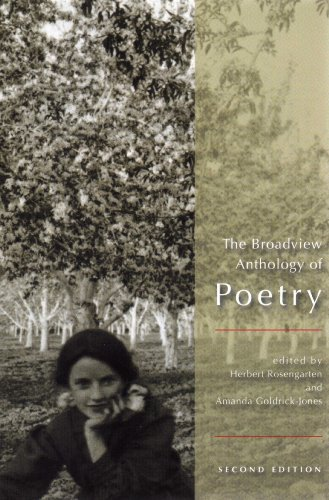 The Broadview Anthology of Poetry - Second