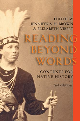 Reading Beyond Words : Contexts for Native