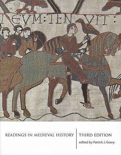 9781551115504: Reading in Medieval History: v. 1 & 2: Vol 1 and 2