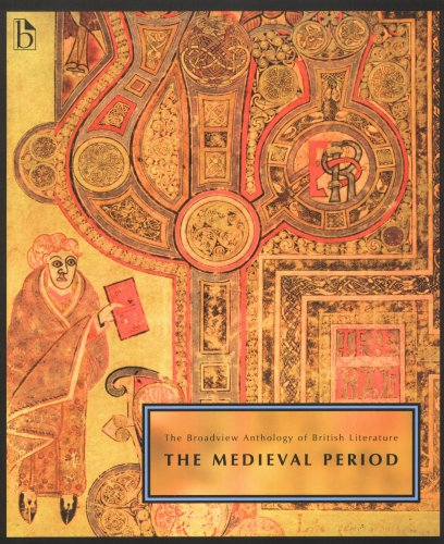 9781551116099: The Broadview Anthology of British Literature: Volume 1: The Medieval Period
