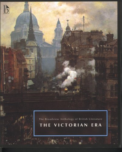 9781551116136: The Broadview Anthology of British Literature: Volume 5: The Victorian Era (The Broadview Anthology of British Literature, Volume 5) (Vol 5)