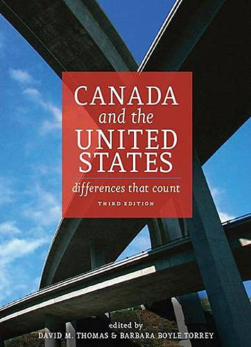 9781551117126: Canada and the United States: Differences that Count, Third Edition