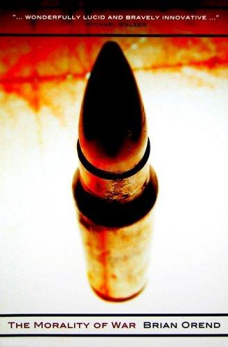 9781551117270: Morality of War