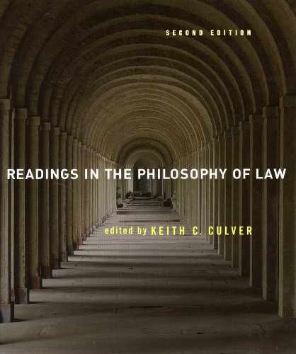 9781551118109: Readings in Philosophy of Law, 2nd Edition