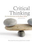 9781551118840: Critical Thinking: An Introduction to the Basic Skills