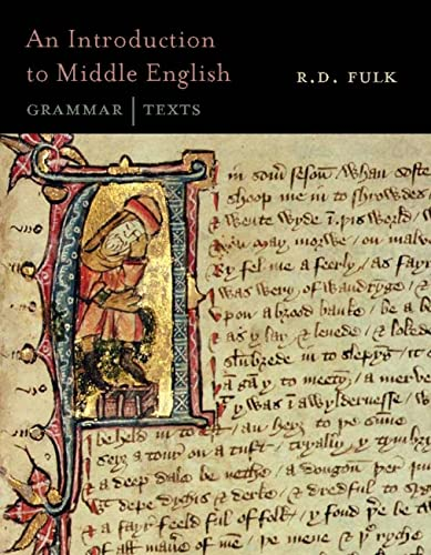9781551118949: An Introduction to Middle English: Grammar and Texts