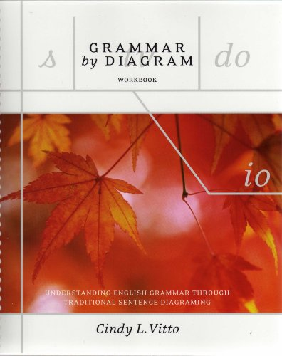 9781551119014: Grammar By Diagram - Second Edition Workbook: Understanding English Grammar Through Traditional Sentence Diagraming