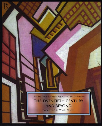 9781551119236: The Broadview Anthology of British Literature Volume 6A: The Twentieth Century and Beyond: From 1900 to Mid Century