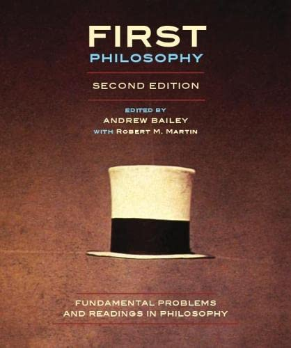 First Philosophy - Second Edition: Fundamental Problems