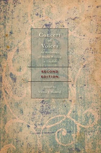 9781551119779: Concert of Voices - Second Edition: An Anthology of World Writing in English