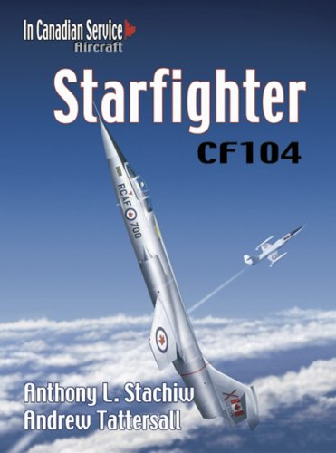 9781551251141: Canadair CF104 Starfighter (Aircraft in Canadian Service Series)