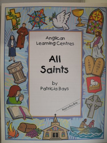 9781551263168: Anglican Learning Centres - All Saints: Individualised Activites for Children