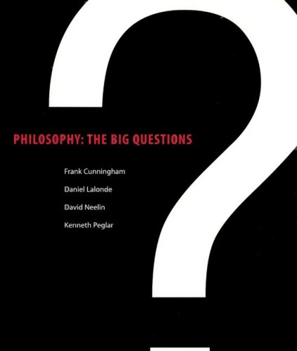 9781551302300: Philosophy: The Big Questions