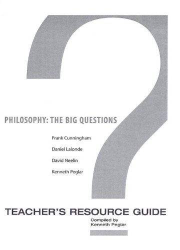 9781551302348: Philosophy: The Big Questions