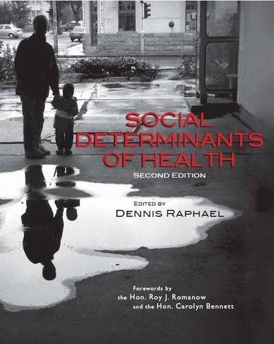 9781551303505: Social Determinants Of Health: Canadian Perspectives