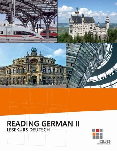 Reading German II: Lesekurs Deutch (Paperback): Dr Jorg Matthias