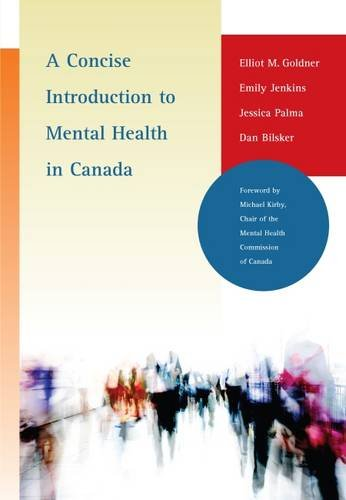 9781551303918: A Concise Introduction to Mental Health in Canada