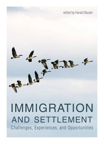 Immigration and Settlement: Bauder, Harald