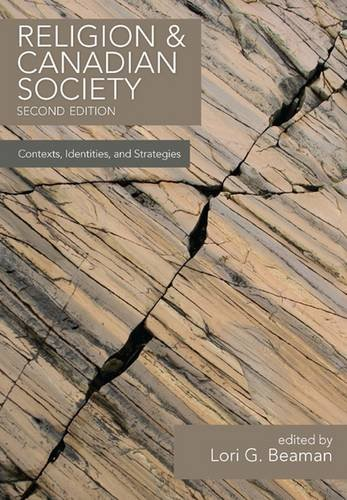 9781551304069: Religion and Canadian Society: Contexts, Identities, and Strategies