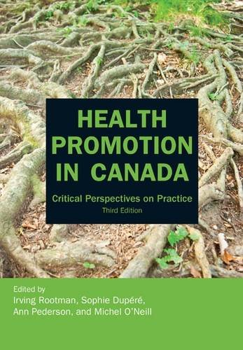 9781551304090: Health Promotion in Canada: Critical Perspectives on Practice