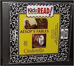 9781551361208: Aesop's Fables: Cinderella - The Original Fairy Tale (Kids Can Read, English / Spanish)