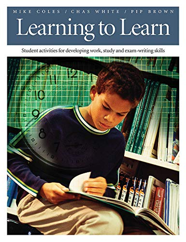 9781551381534: Learning to Learn: Student Activities for Developing Work, Study, and Exam-Writing Skills