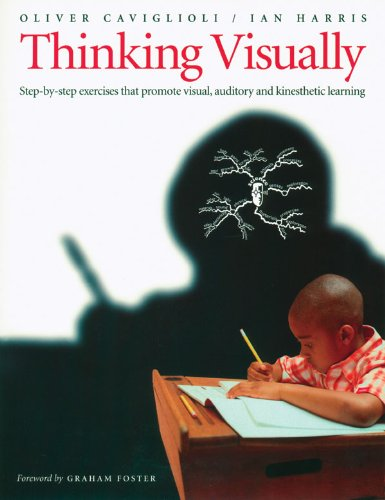 9781551381558: Thinking Visually: Step-by-Step Exercises That Promote Visual, Auditory, and Kinesthetic Learning