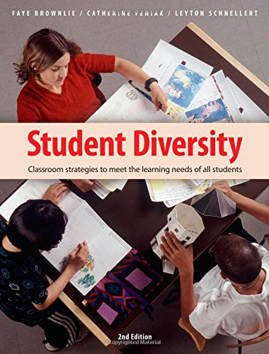 9781551381985: Student Diversity: Classroom Strategies to Meet the Learning Needs of All Students