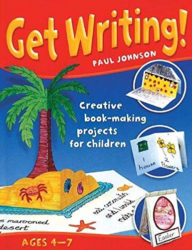 9781551382012: Get Writing!: Creative Book-making Projects for Children