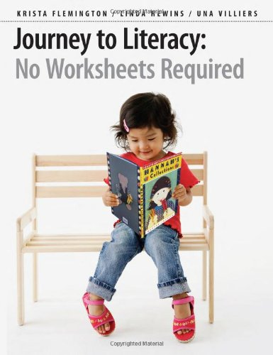 9781551382616: Journey to Literacy: No Worksheets Required